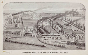 Harvester Works from National Museum of Australia